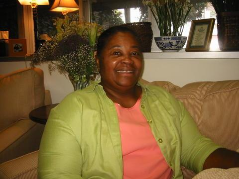 Janice Ephriam, UCLA Nathanson Family Resilience Center Team Member